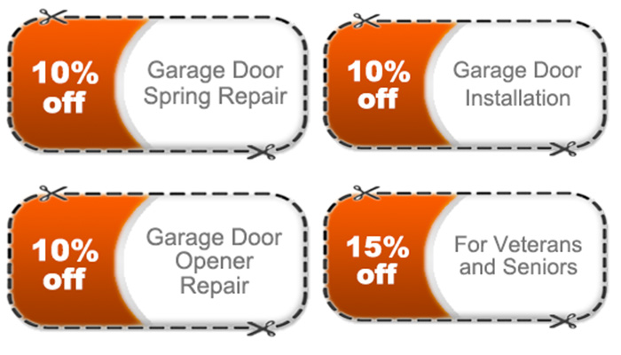 Garage Door Repair Coupons Valley Village CA